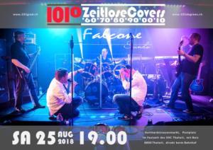 101° in Concert 25.08.2018